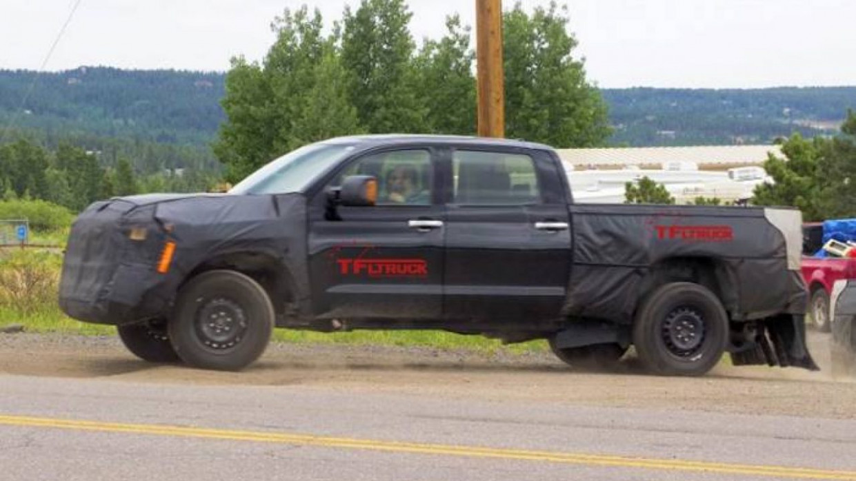 Pictures 2022 Toyota Tacoma Diesel Trd Pro