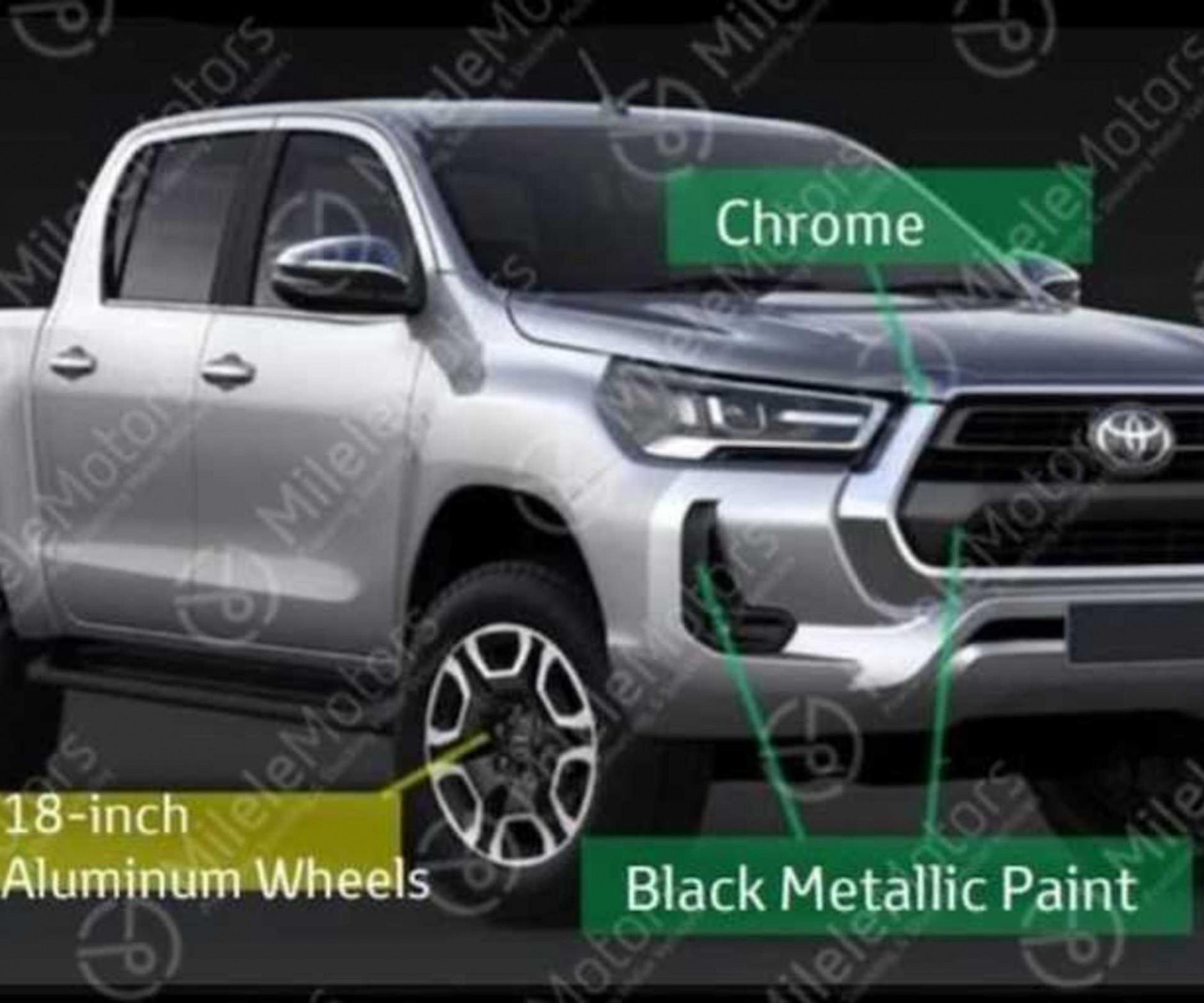 Research New 2022 Toyota Vigo