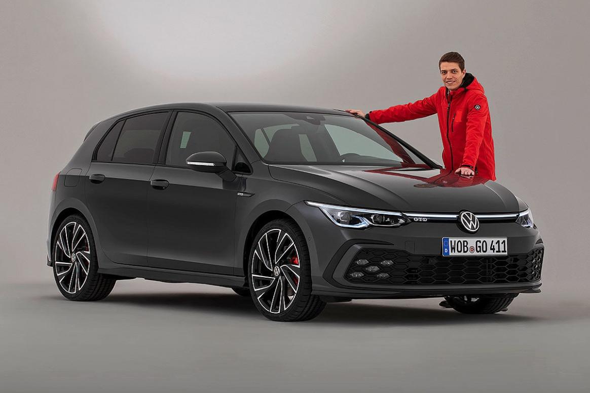 Speed Test 2022 Volkswagen Golf GTD