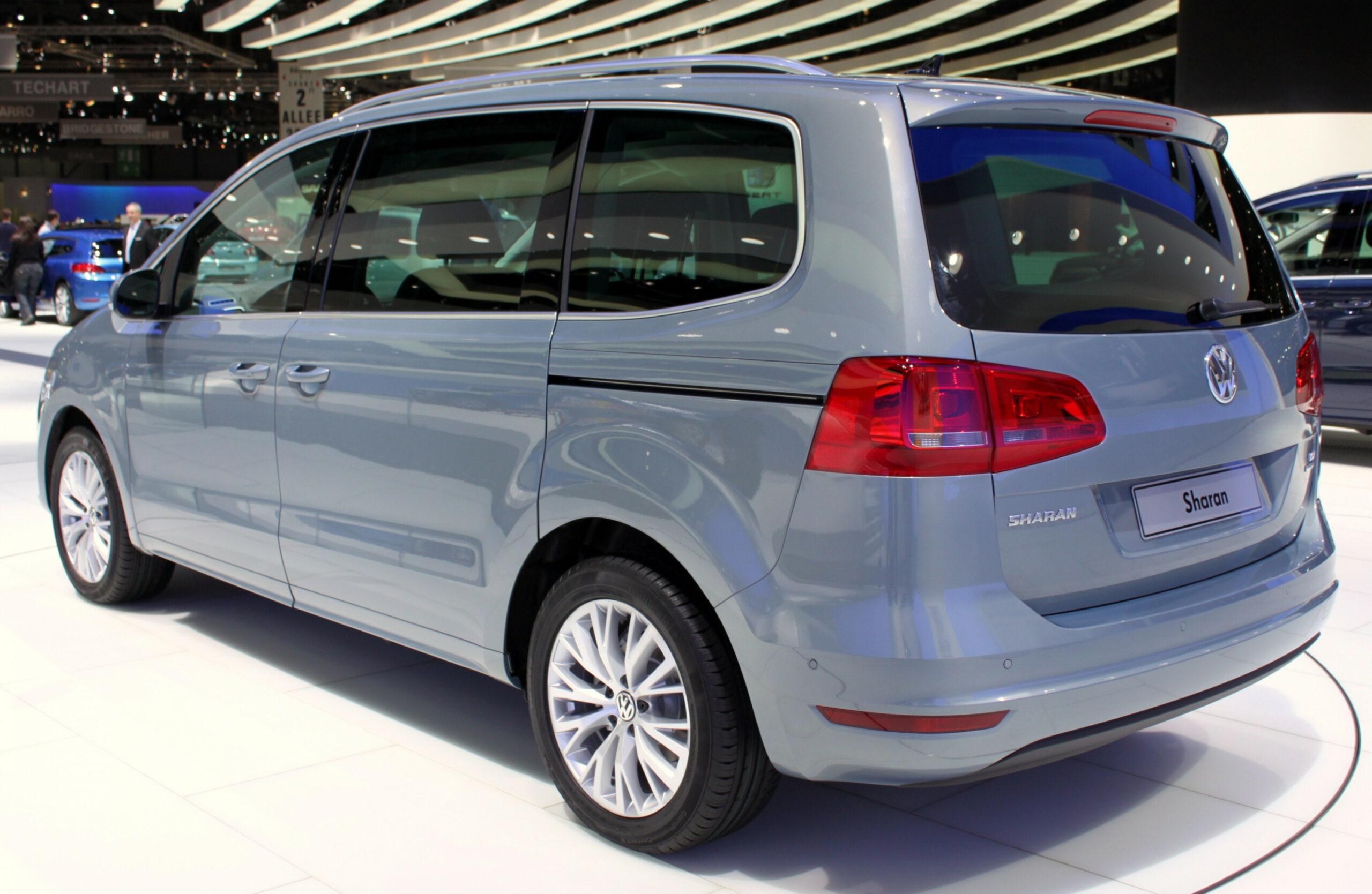 Release 2022 VW Sharan