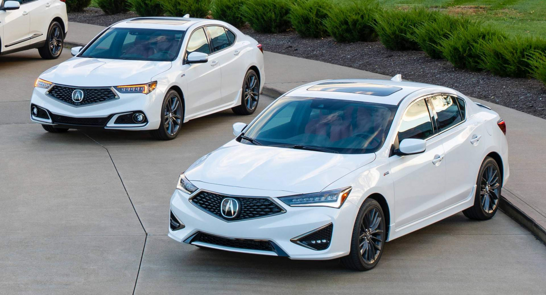 First Drive Acura Rlx Redesign 2022