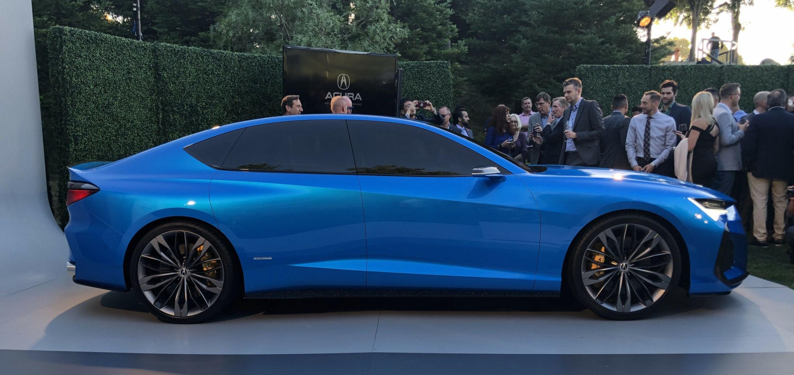 Release Acura Tlx Type S 2022