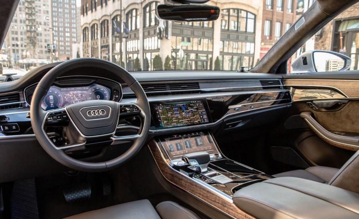 Configurations Audi A5 2022 Interior
