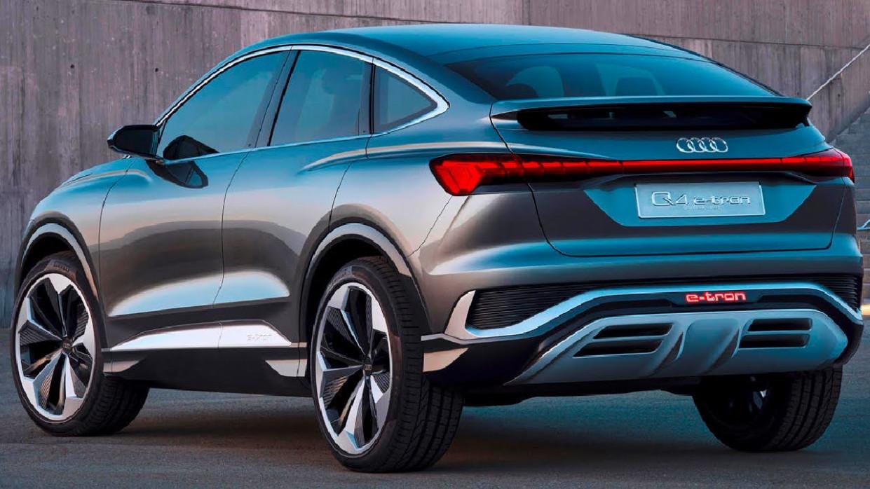 Exterior and Interior Audi Q4 2022