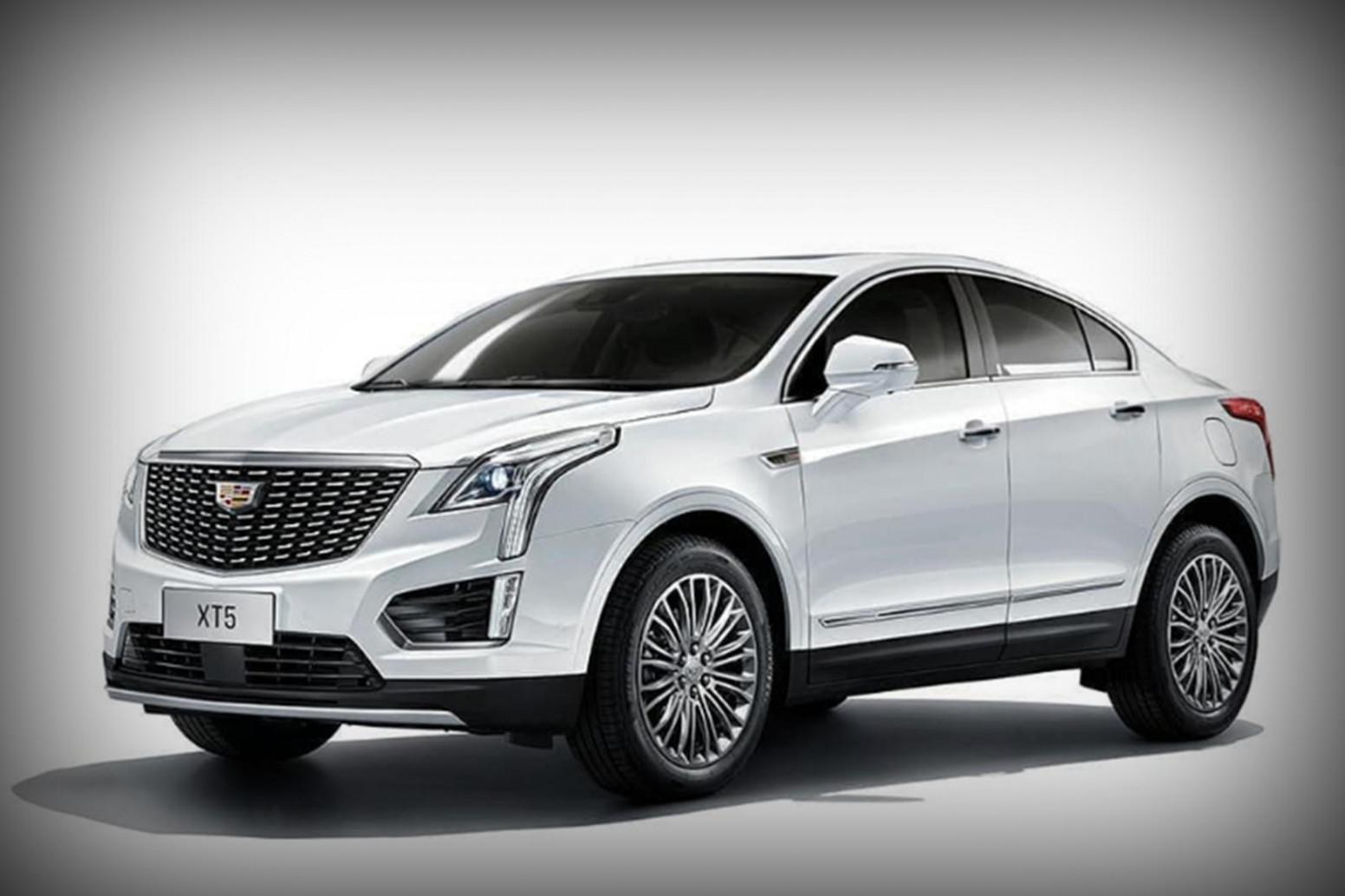 Speed Test Cadillac Coupe 2022
