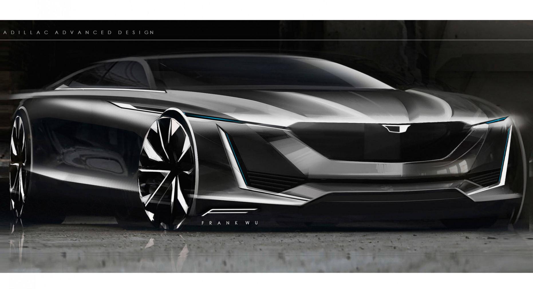 Style Cadillac Sedans 2022