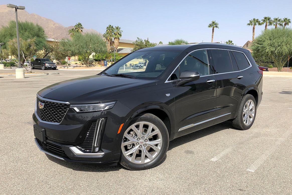 First Drive Cadillac Xt6 2022