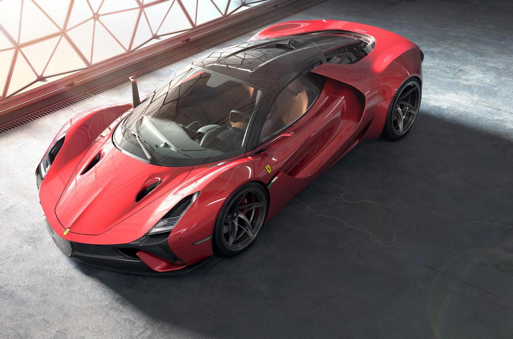 Style Ferrari 2022