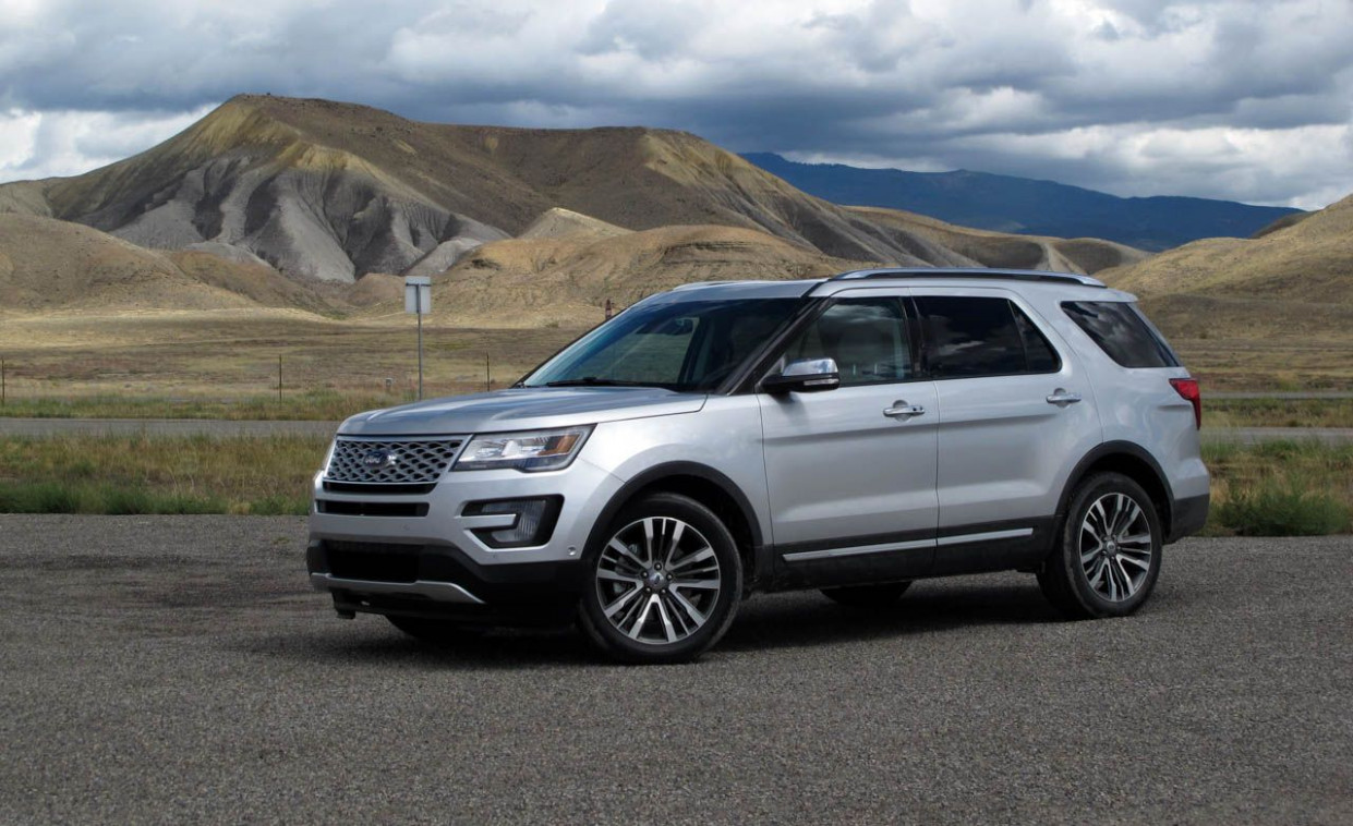Performance Ford Explorer 2022 Release Date