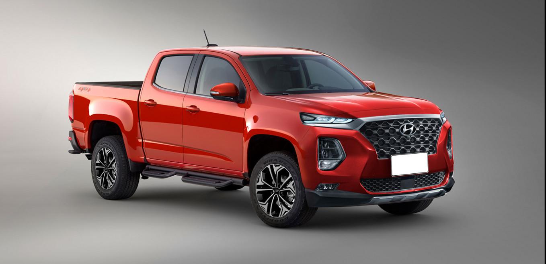 First Drive Hyundai Pickup Truck 2022