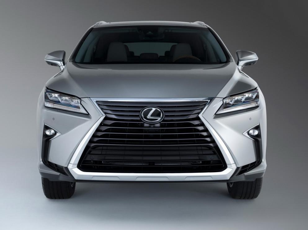 Release Lexus Rx 2022 Facelift