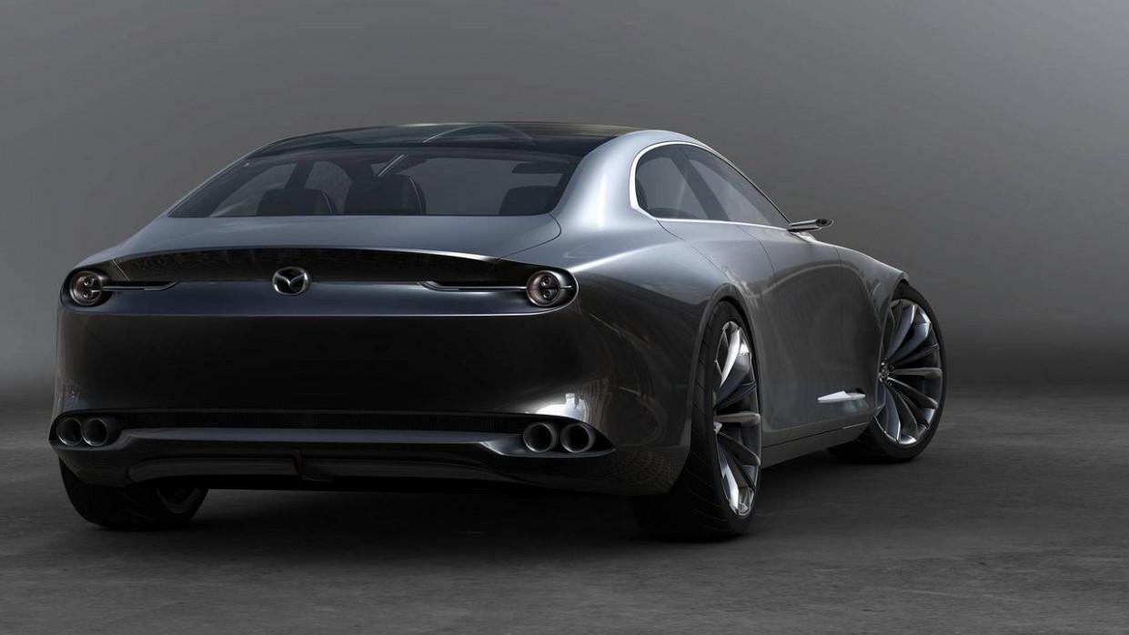 Style Mazda 6 2022 Interior