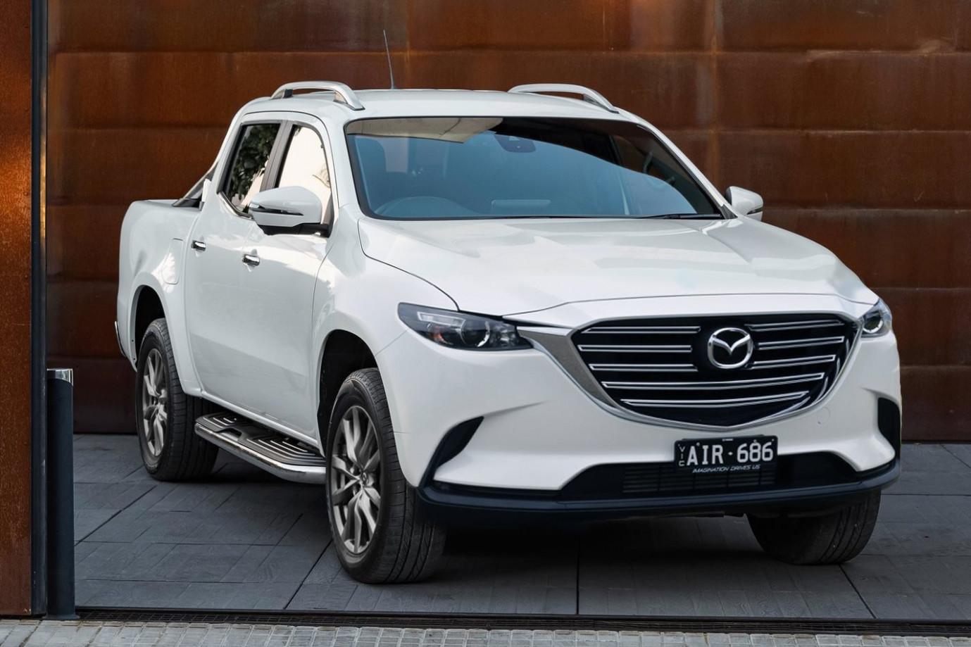 Price Mazda Bt 50 2022 Model