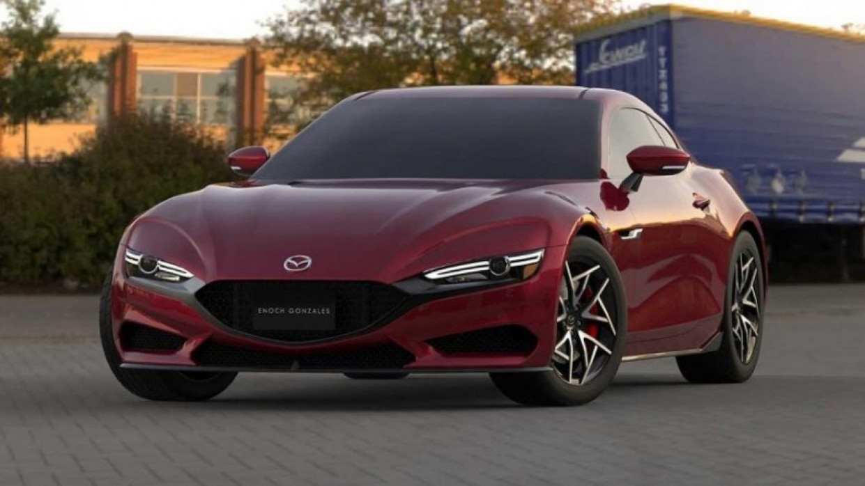 Spesification Mazda Rx7 2022
