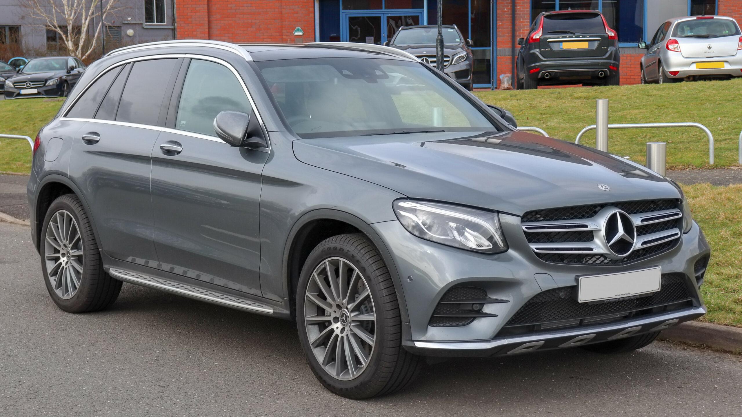 Release Mercedes Glc