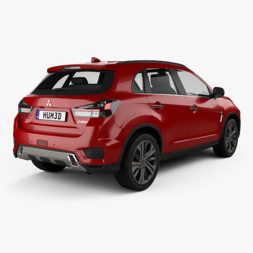 Price and Release date Mitsubishi Asx 2022 Model