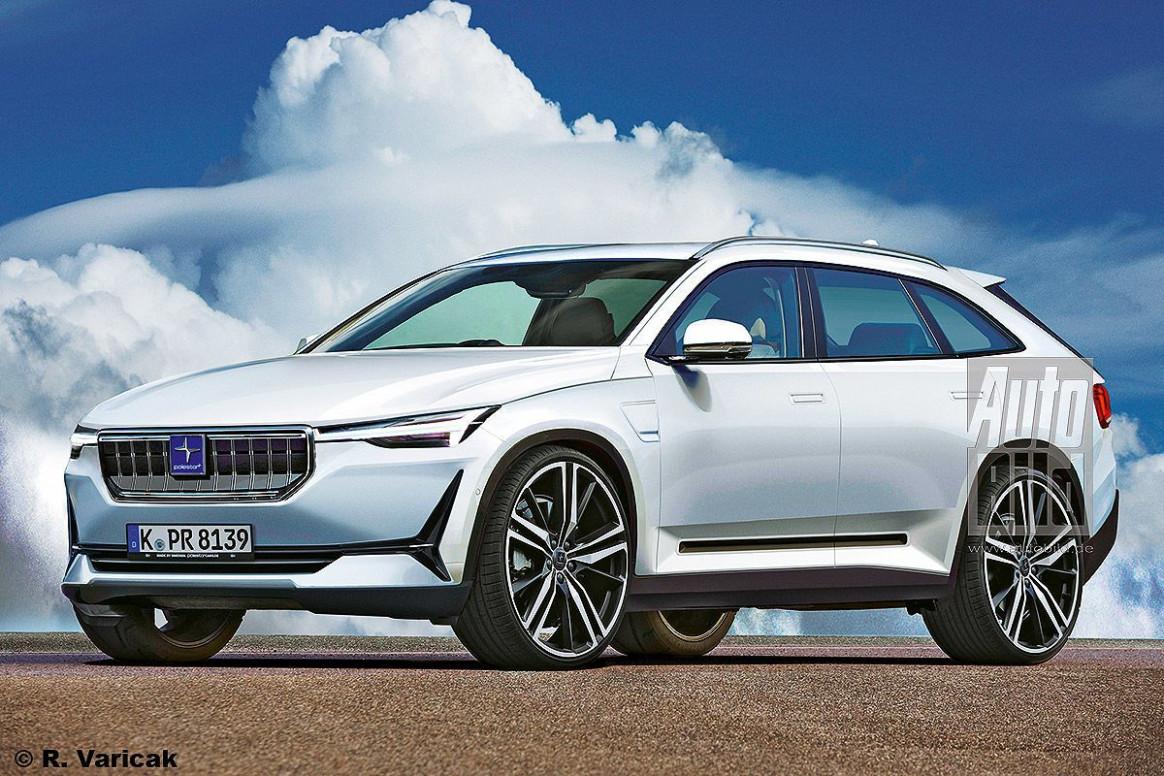 Concept Volvo New V40 2022