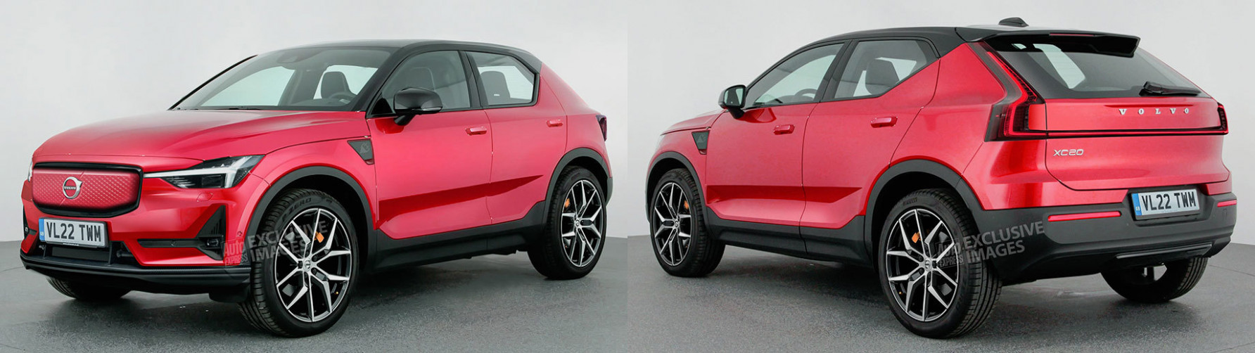 New Review Volvo New V40 2022