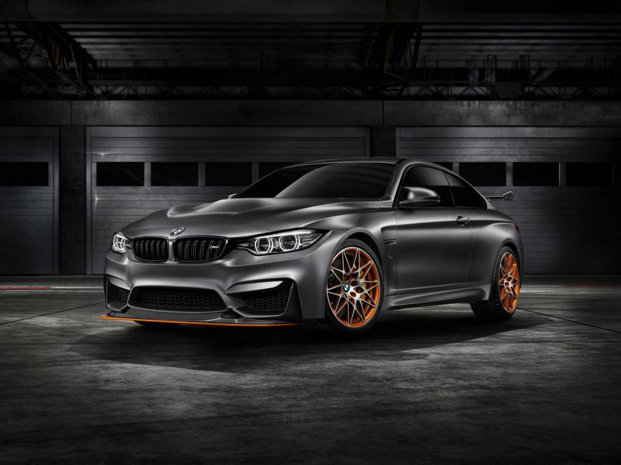Exterior and Interior 2022 BMW M4 Gts