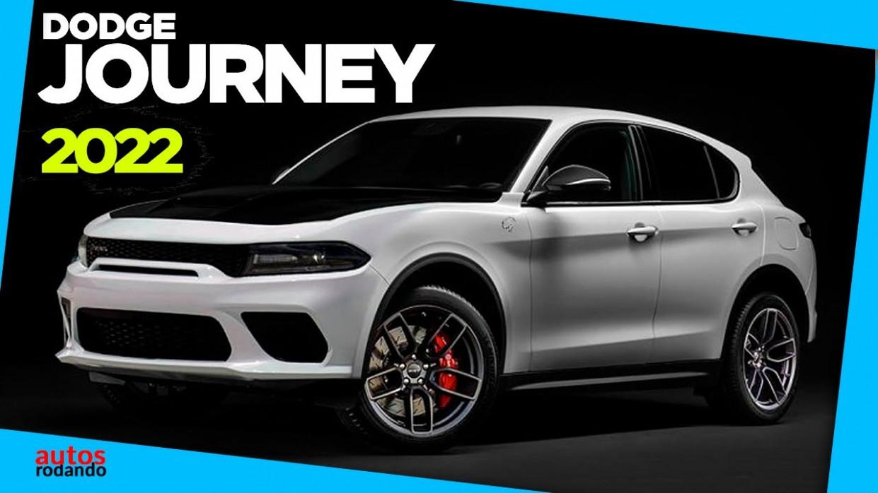 Concept 2022 Dodge Journey