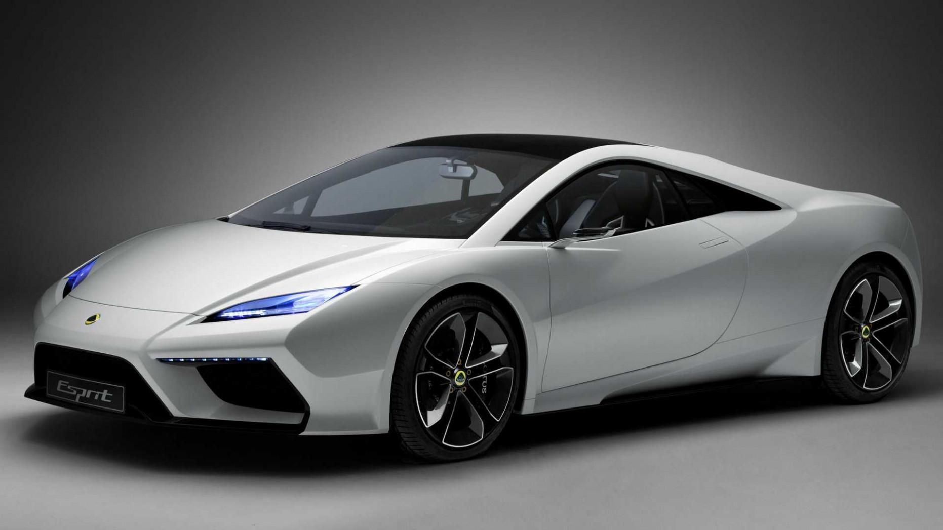 Pictures 2022 Lotus Esprit