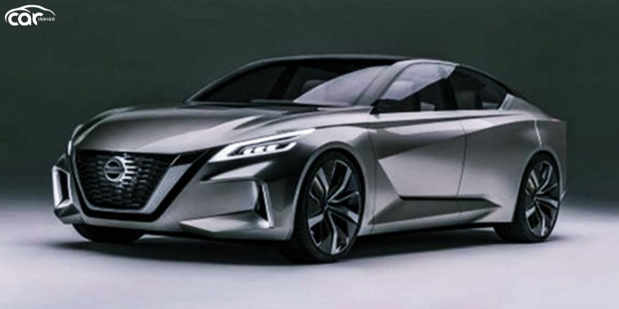 Price and Release date 2022 Nissan Altima Interior