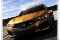 concept acura tlx redesign 2022