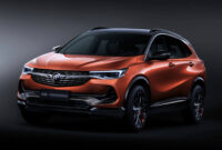 concept and review 2022 buick encore shanghai