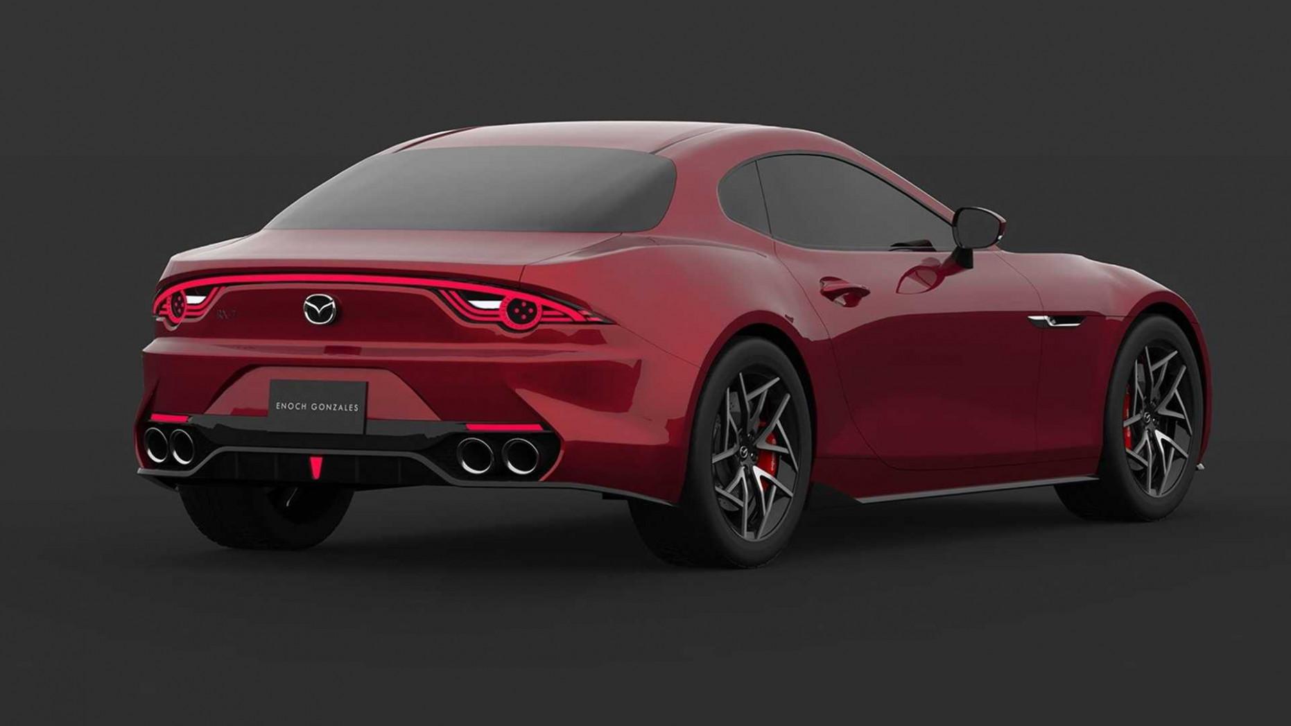 Spy Shoot 2022 Mazda RX7