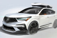 concept and review acura rl 2022