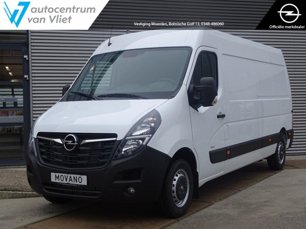 Picture Opel Movano 2022