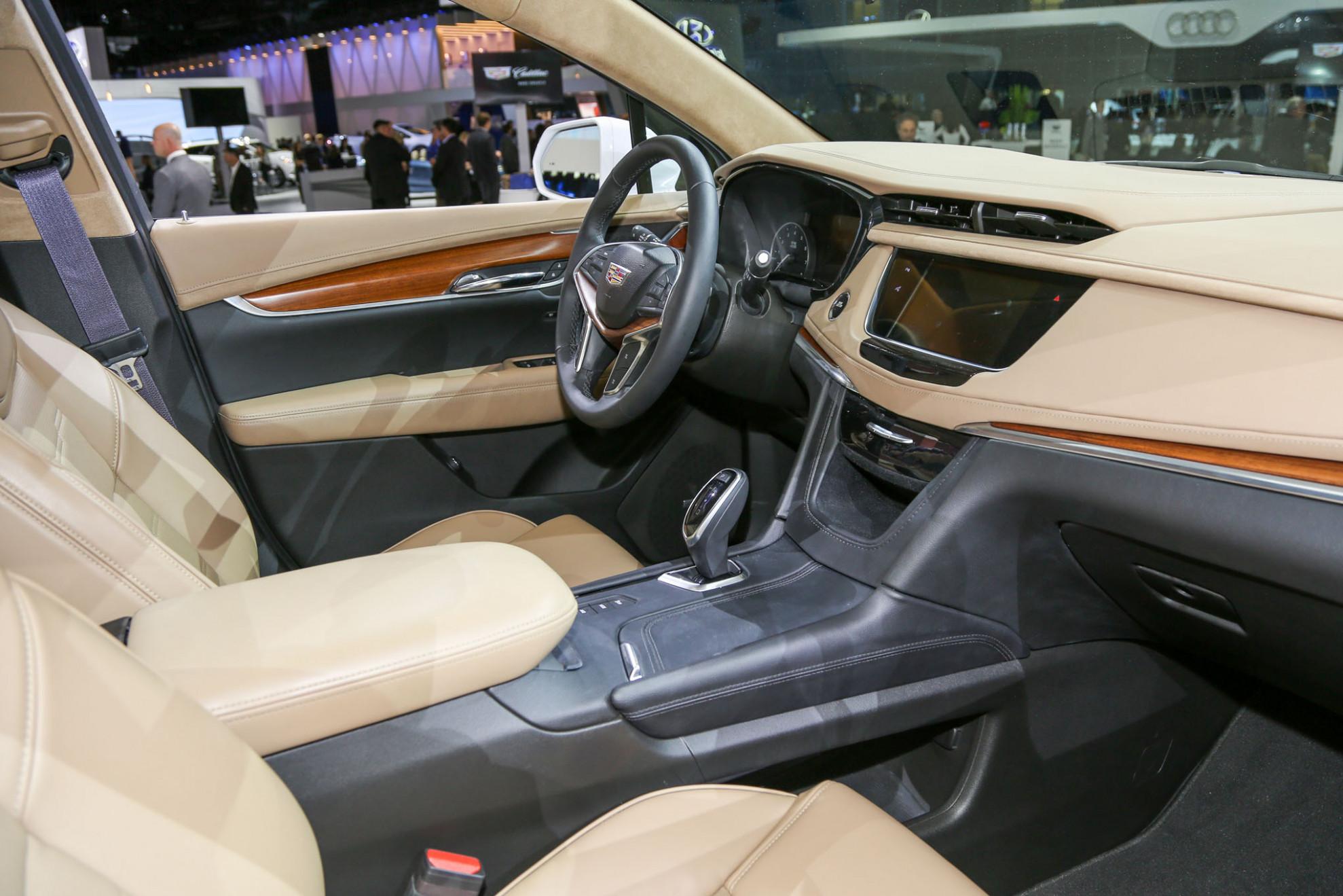 Release 2022 Cadillac Xt5 Interior