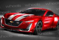 Engine 2022 The Camaro Ss