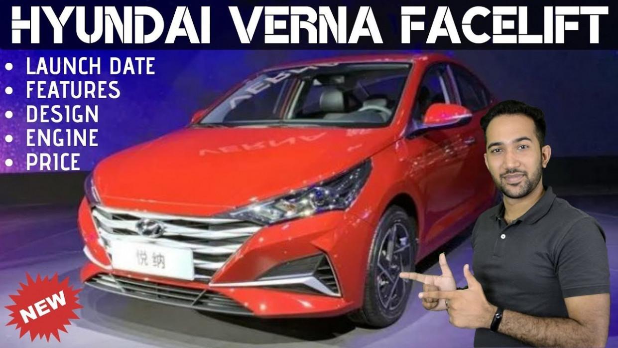 History Hyundai Verna 2022 Launch Date
