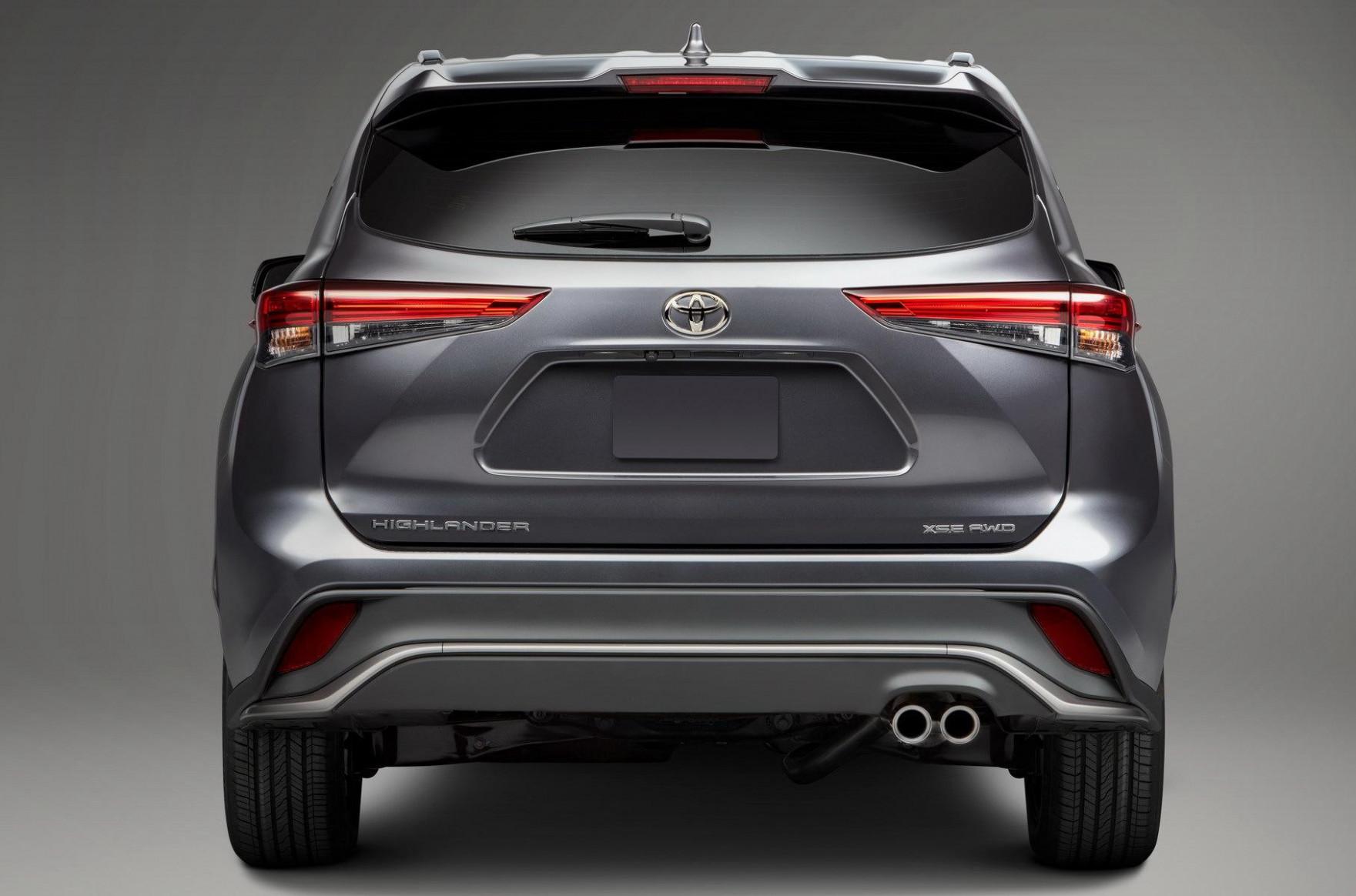 Images Toyota Outlander 2022