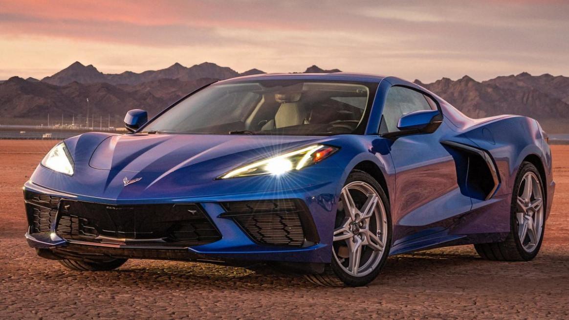 Ratings 2022 Chevrolet Corvette Mid Engine C8