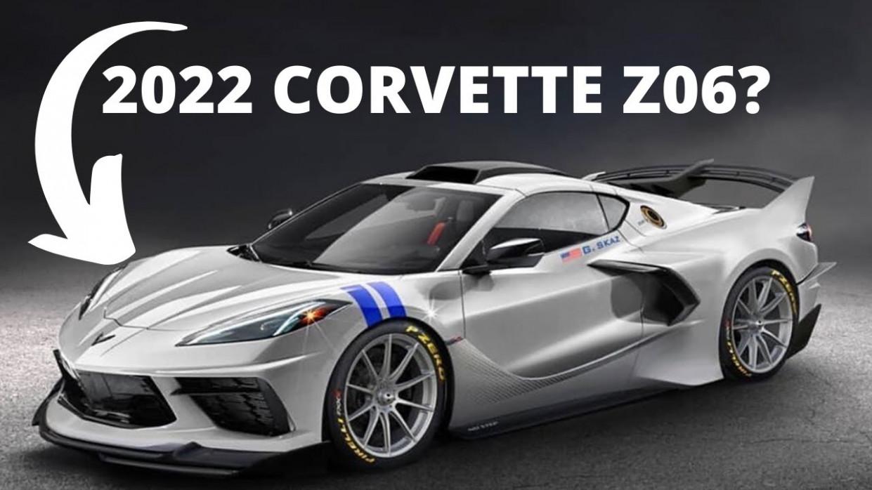 Exterior 2022 Chevrolet Corvette Mid Engine C8