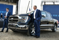 exterior 2022 ford f 150
