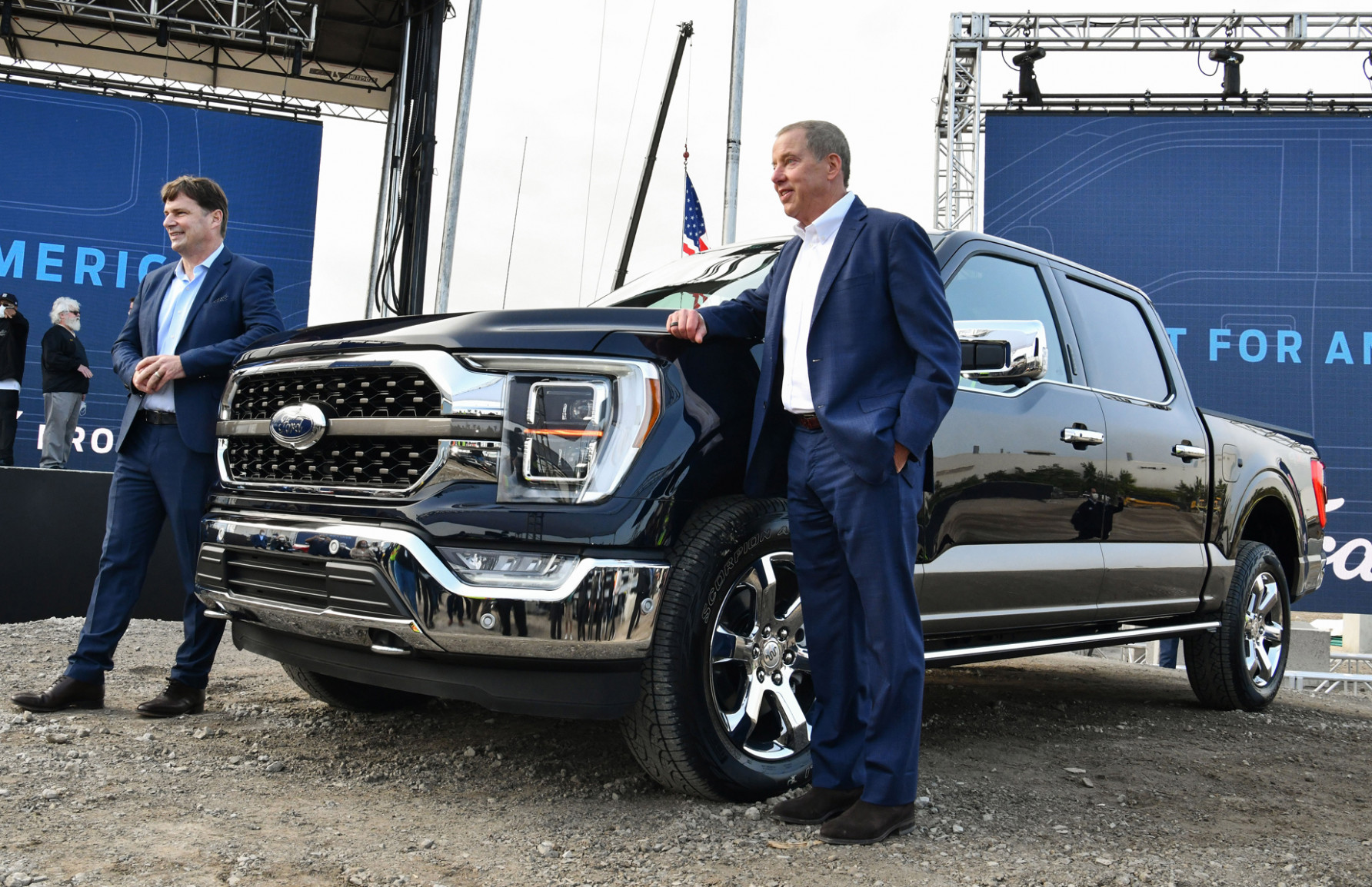 Overview 2022 Ford F-150