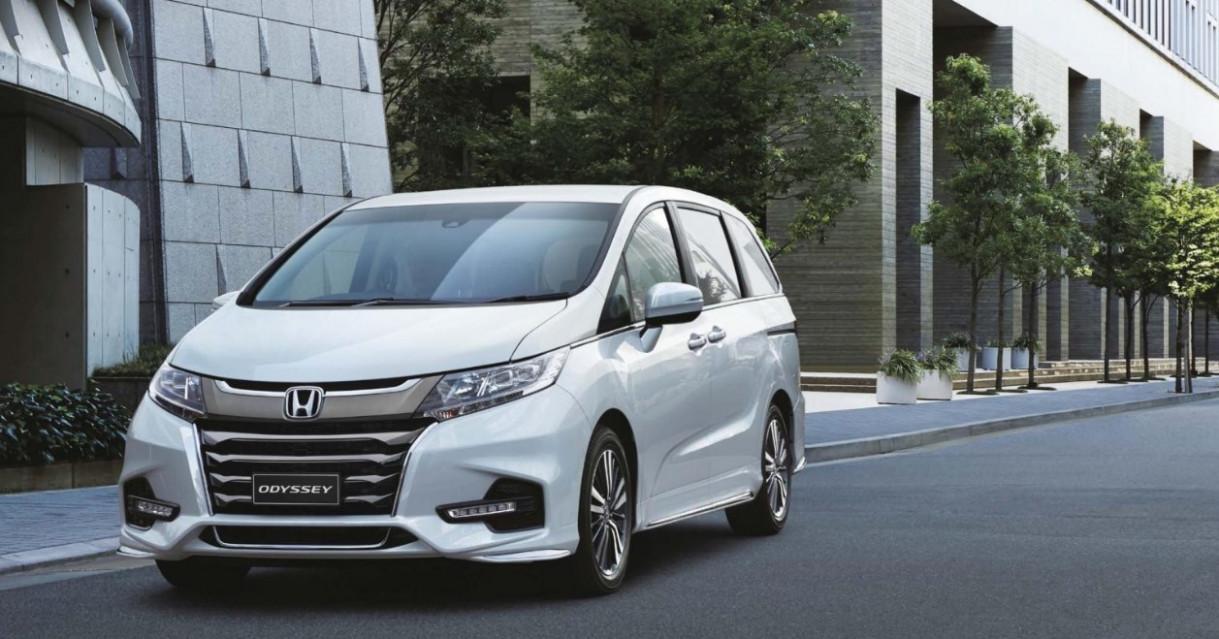 Ratings 2022 Honda Odyssey Release Date