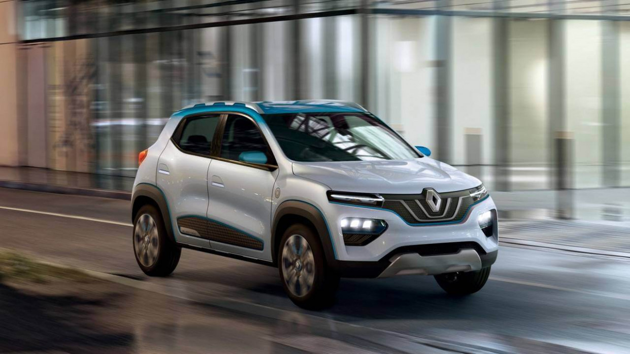 Redesign and Concept 2022 Renault Kwid