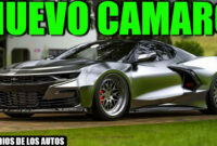 Exterior 2022 The Camaro Ss