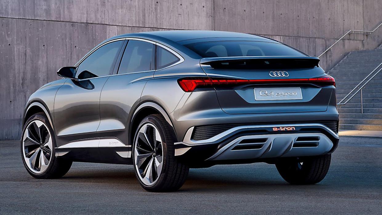 New Concept 2022 Audi E Tron Suv