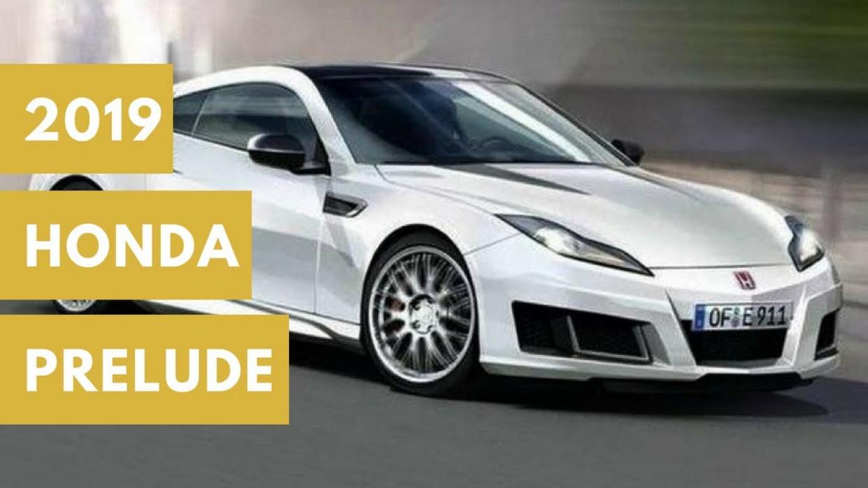 New Concept 2022 Honda Prelude