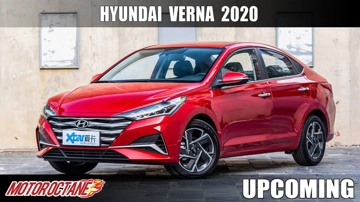 Redesign and Concept Hyundai Verna 2022 Launch Date