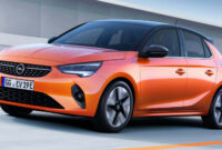 exterior and interior opel will launch full electric corsa in 2022