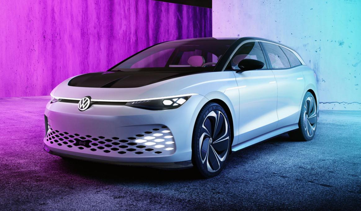 Redesign Volkswagen Kombi 2022