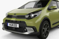 Review and Release date Kia Picanto Xline 2022