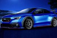 Photos Subaru Viziv Sti 2022