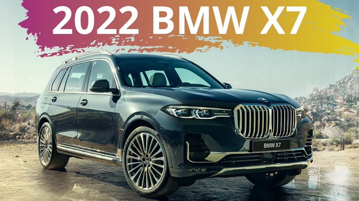 Price, Design and Review 2022 BMW X7 Suv Series
